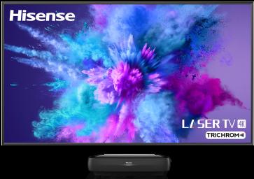 """120"""" TriChroma Laser TV"""