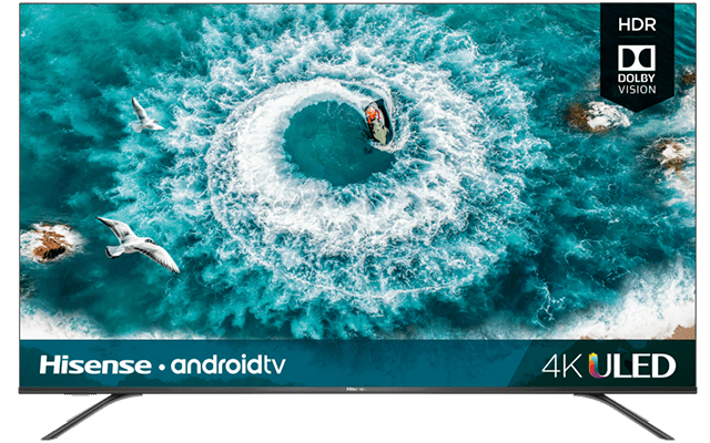 4K ULED Hisense Android Smart TV (2019)
