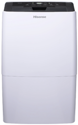 70-Pint Capacity, 1000 sq. ft. coverage, 2-Speed HiSmart™ Dehumidifier