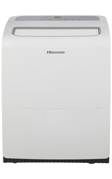 100-Pint Capacity, 1500 sq. ft.coverage, 3-Speed Dehumidifier with Built-in Pump